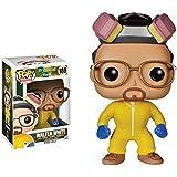 Funko - Figurine Breaking Bad - Walter White in cook Suit Pop 10cm - 0849803043421