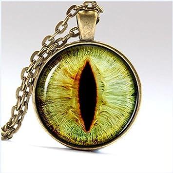 Amazon pendentif oeil de tigre