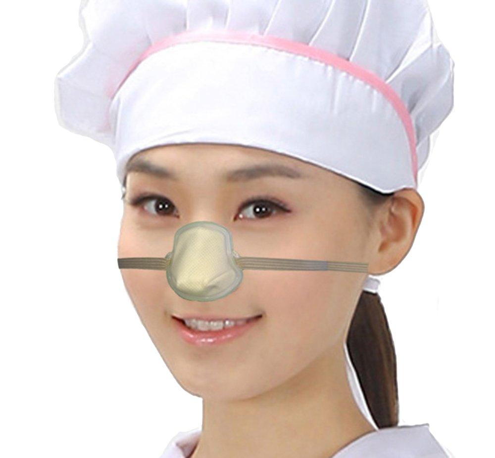 (ヨーテイ) Youtei 鼻 ノーズ マスク 花粉症 対策 PM2.5 排気ガス 風邪 メガネ 曇らない (男女兼用)