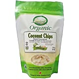 Everland Coconut Chips Toasted Unsweetened Organic 113g