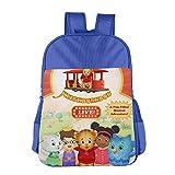 Daniel Tiger's Neighborhood Kids School Backpack Bag RoyalBlue