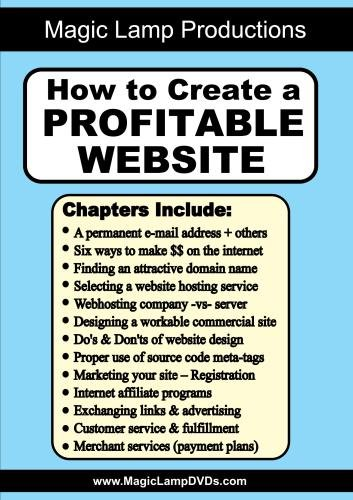 How to Create a Profitable Website