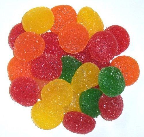 Sunkist Fruit Gems, 5-Pound Bag (Gems Candy)