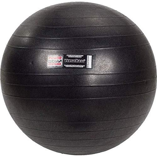 Power Systems VersaBall Stability Ball, 45cm, Jet Black