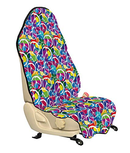 Compare Price To Peace Sign Car Seat Covers Tragerlaw Biz