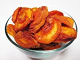 Sun Dried California Peaches, No Added Sugar, 5 LB bag