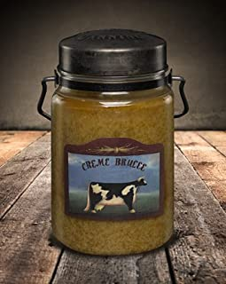 product image for McCall's Country Candles - 26 Oz. Creme Brulee