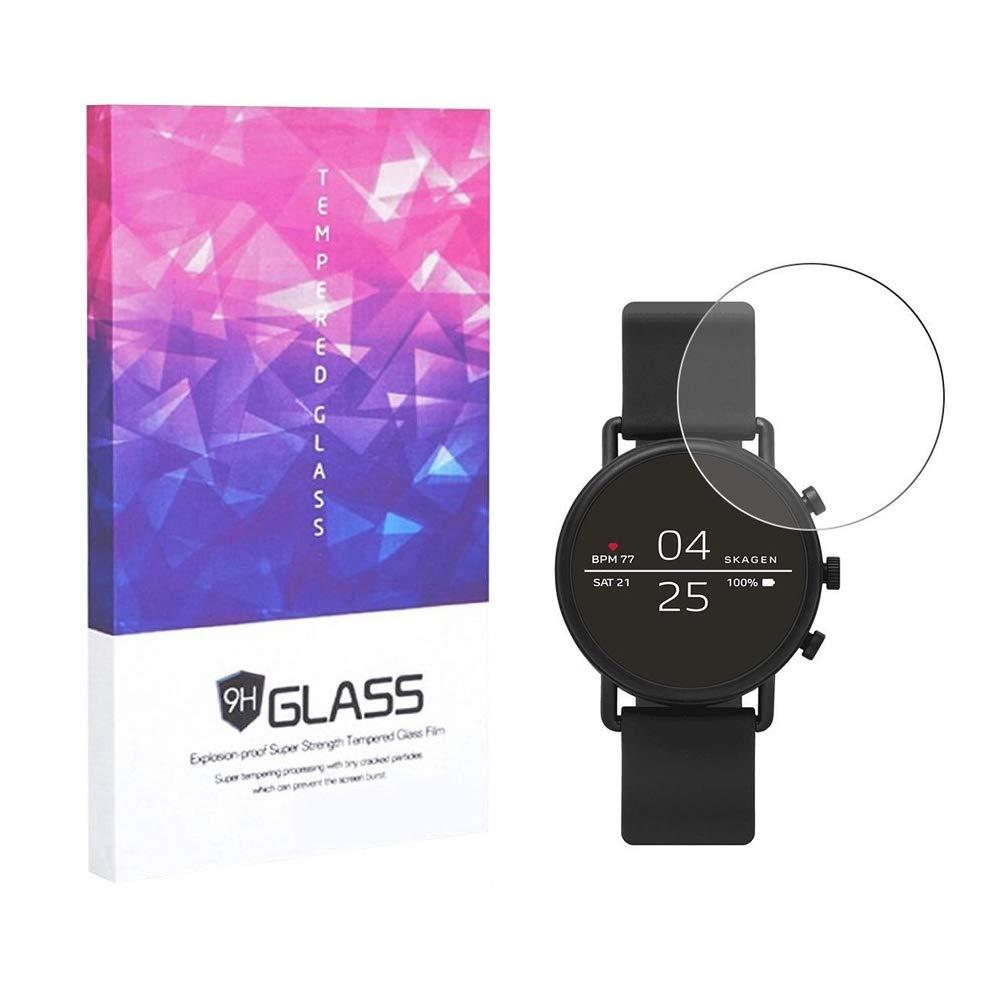 LUXACURY Protector de Pantalla para Skagen Falster 2 Smartwatch ...