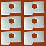 HIPA (Pack of 6) Air Filter for STIHL 017 MS170 018 MS180 Chainsaw