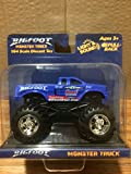 TOY STATE - BIG FOOT - MONSTER TRUCK-Blue