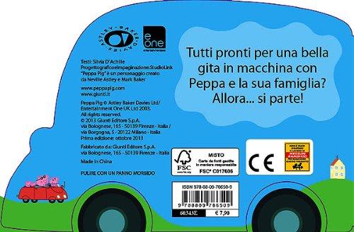 Peppa Pig: La Macchina Nuova (Italian Edition ...