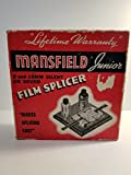 Film Splicer for 8 and 16mm Silent or Sound Film