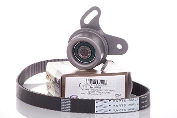 Kit de Correa dentada para Hyundai Accent (cinturón por parts-mall, tensor por GMB) parte: 95182235: Amazon.es: Coche y moto
