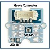 Grove I2C Sunlight Sensor / UV / IR