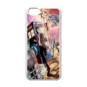[bestdisigncase] For Iphone 5c -TV Series Doctor Who PHONE CASE 10