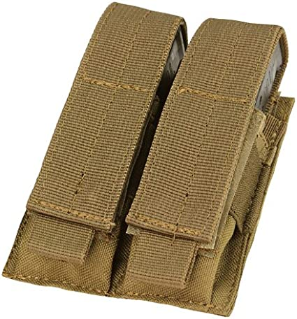 Condor Tactical Doble Pistola mag Pouch
