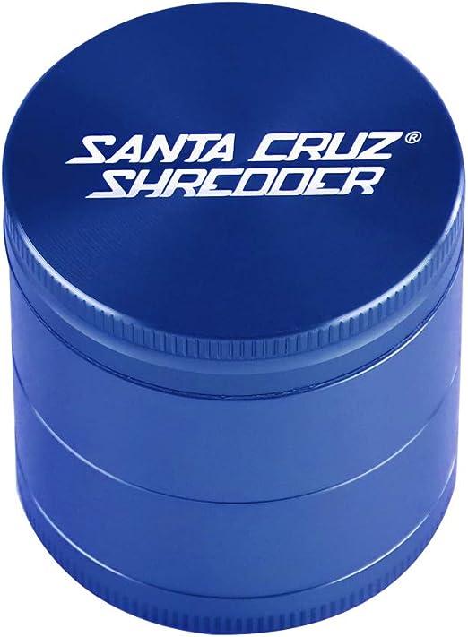 """Blue 2 1//8/"""" Medium 4pc Santa Cruz® Shredder"""