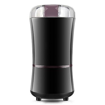 R.YJSUN Máquina Amoladora para Molinillo De Café Eléctrico Mini Hogar Moler Granos
