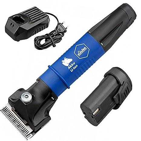 Esquiladora Lister batería de ion de litio, incluye cuchillo ...