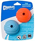 Chuck it Whistler Ball Medium 2 pack