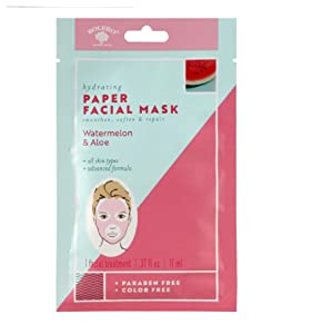 Bolero Beverly Hills Soothing Facial Mask Watermelon & Aloe