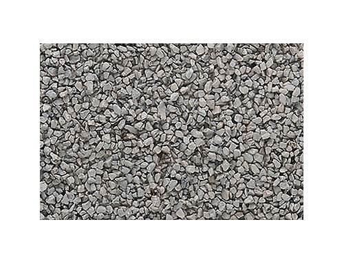 Woodland Scenics Fine Ballast Shaker, Gray/50 cu. in.