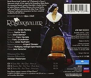 Strauss: Der Rosenkavalier [3 CD]