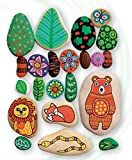 Stone Painting for Kids: Designs to Spark Your