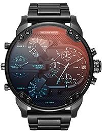 Men's DZ7395 Mr. Daddy 2.0 Black IP Watch