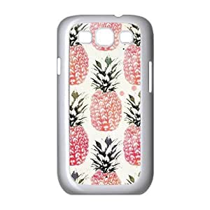 Pineapple ZLB589182 Customized Case for Samsung Galaxy S3 I9300, Samsung Galaxy S3 I9300 Case by icecream design