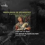 II divertissemens de campagne, pour musette, vielle, flûte à bec, flûte, violon, hautbois, basse, Op. 49, Deuxième suite en Sol Majeur: V. Rondeau