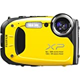 Fujifilm FinePix XP60 16.4MP Digital Camera with 2.7-Inch LCD (Yellow) (OLD MODEL)