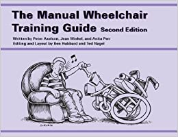 The manual wheelchair training guide peter w axelson jean flip to back flip to front fandeluxe Images