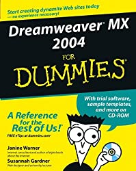Dreamweaver MX 2004 For Dummies