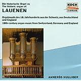 Die historische Orgel zu Lauenen