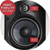 Polk Audio Atrium 4 Outdoor Speakers with