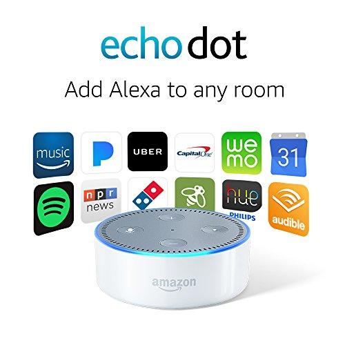 Certified Refurbished Echo Dot Generation