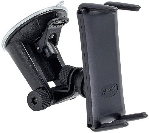 Arkon Windshield Dash Car Mount for iPad mini Galaxy Tab 4 3 Note Tab S Tab Pro 8.4 Retail Black