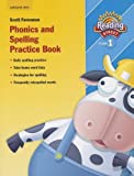 Reading Street 2007, Grade 1: Phonics and Spelling Practice Book