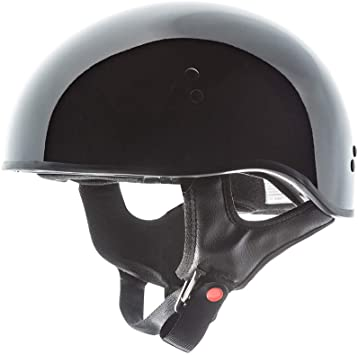 Flat Black, Medium TORC T55 Spec-Op Half Helmet