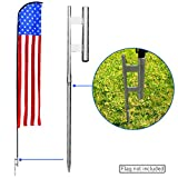 EasyGoProducts EGP-POLE-004 Swooper Flag Ground