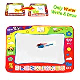 Kids Water Drawing Doodle Mat Children Magic Painting Writing Board with 2 Pens for Baby Kids Gift