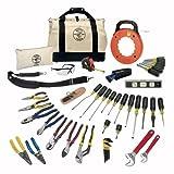 Klein Tools 80141 Journeyman Tool Set (41-Piece)