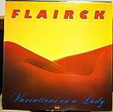 FLAIRCK VARIATIONS ON A LADY vinyl record