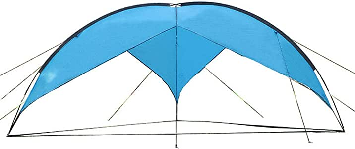 Carpa Triangular Grande - Playa al Aire Libre Pesca Deportiva ...