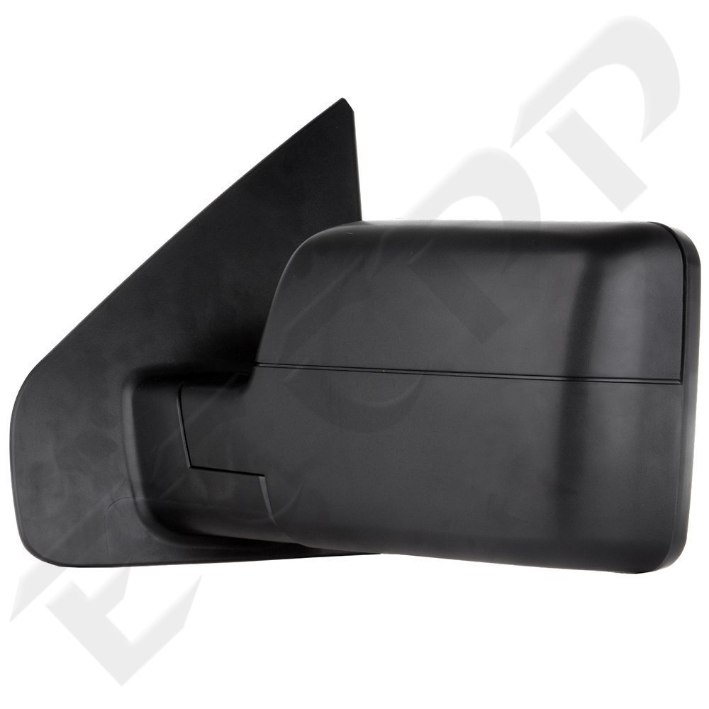 ECCPP Towing Mirror Replacement fit for 2010 Dodge RAM 1500 2500 3500 Pickup,2011 2012 2013 2014 2015 2016 2017 Dodge RAM 1500 2500 3500 Chrome Power Heated Puddle Signal Light Pair Mirrors ECCPP05039202