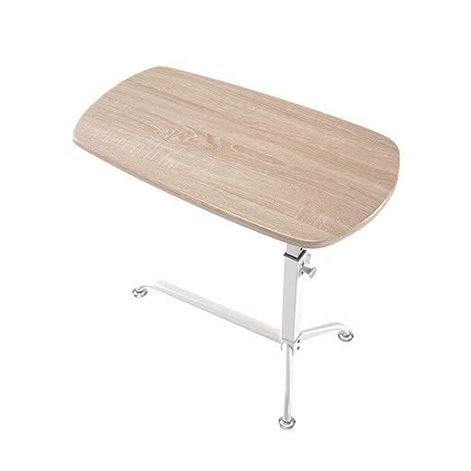 Table Mesa HAIZHEN para Escritorio de Ordenador portátil, fácil de ...