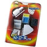 Nintendo DS Lite Compatible 10 in 1 Super Travel Pack
