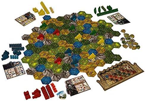 Asmodee - Barony, juego de mesa (BAR01ML): Amazon.es: Juguetes y juegos