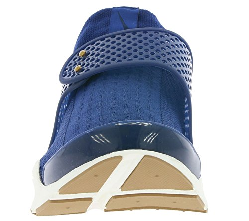 Nike 848475-400, Sneakers trail-running femme Bleu